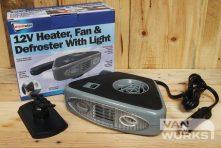 12v heater demister unboxed product image
