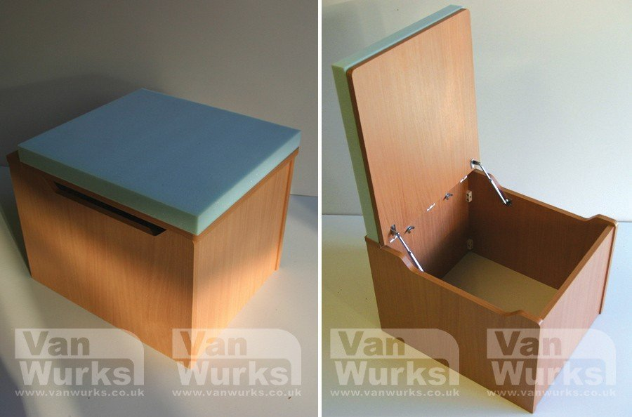 storage box beech