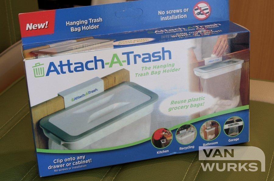 Attach A Trash Camper Bin