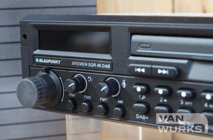 Blaupunkt Bremen SQR 46 DAB Retro 1980's Single DIN Head Unit