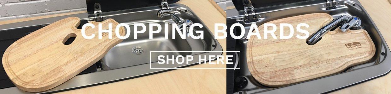 Chopping Board Slider 1240 x 300 D