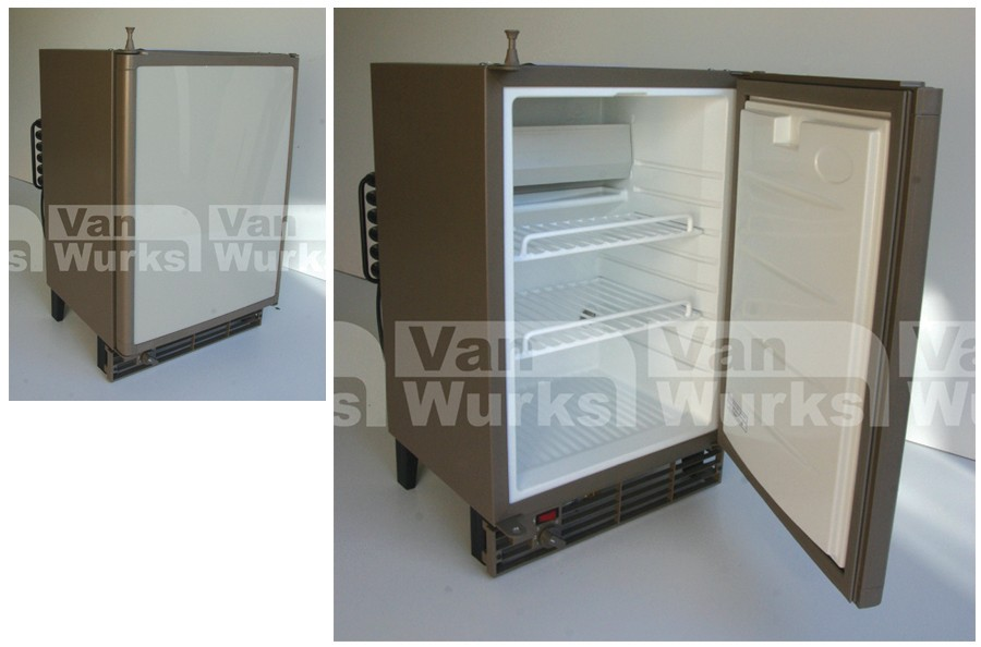 Dometic RM123 fridge image