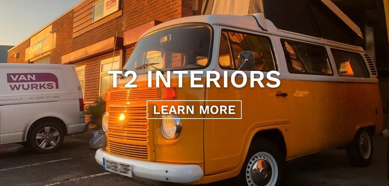 T2 Interior homepage slider front of van image