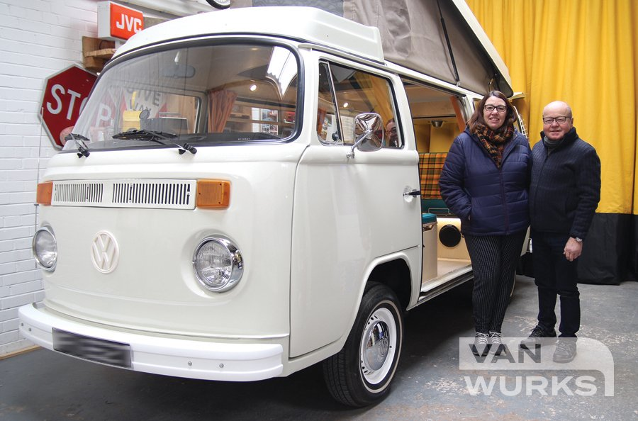customers with Late T2 Westy