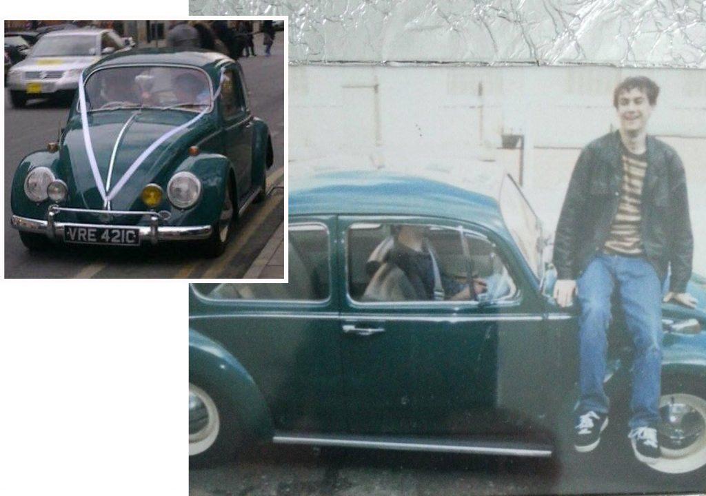 Petes VW Beetle
