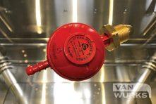Propane Gas Regulator 37mbar