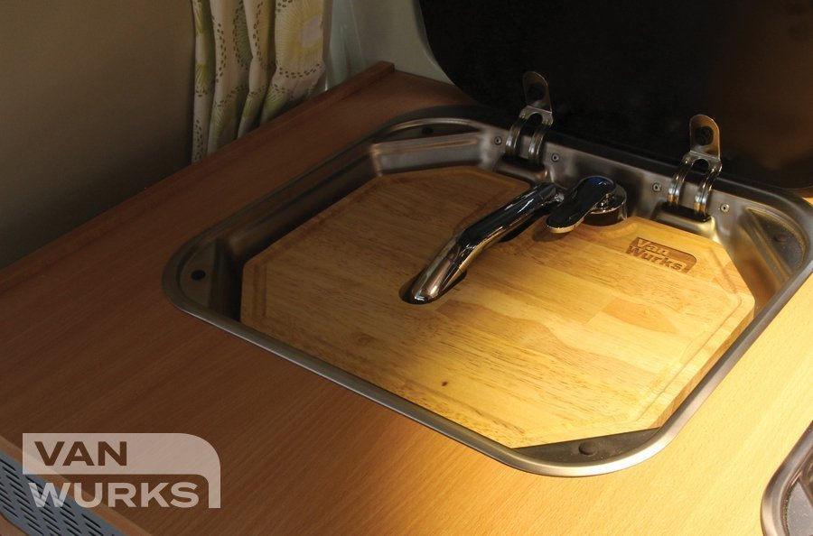 Chopping board for Dometic Smev 8005 sink with florenz tap