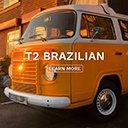 orange brazilian