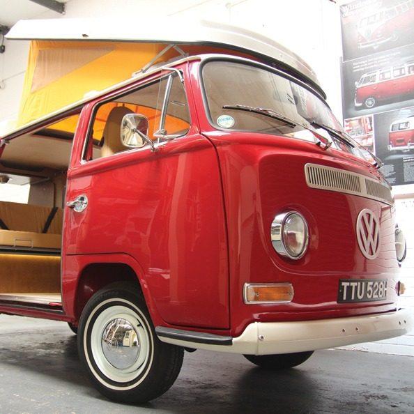 VW T2 Interiors