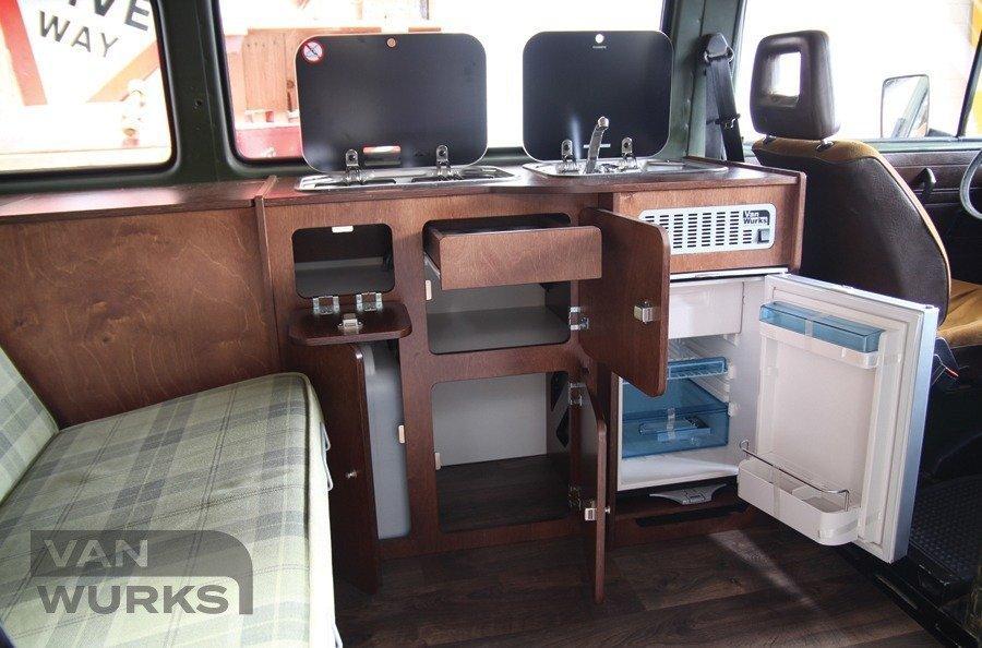 classic interior for volkswagon t25