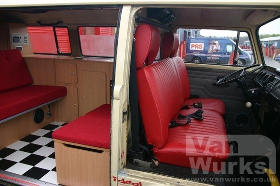 How we came to own a 1972 Ex-Ambulance - VanWurks VW Camper Interiors