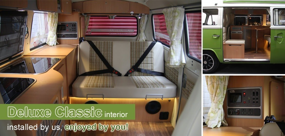 Vanwurks VW Camper Interiors, Accessories and Conversion Specialists